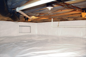 Crawl Space Repair After in Conception Bay South